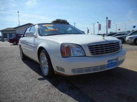2002 Cadillac DeVille for sale in DALLAS TX
