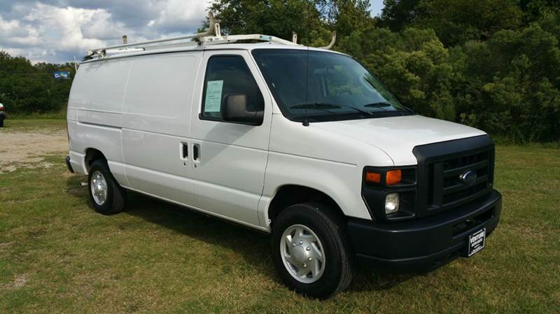 2012 FORD E150 CARGO VAN 3DR white if you like to be organized than this is your van adrian ste