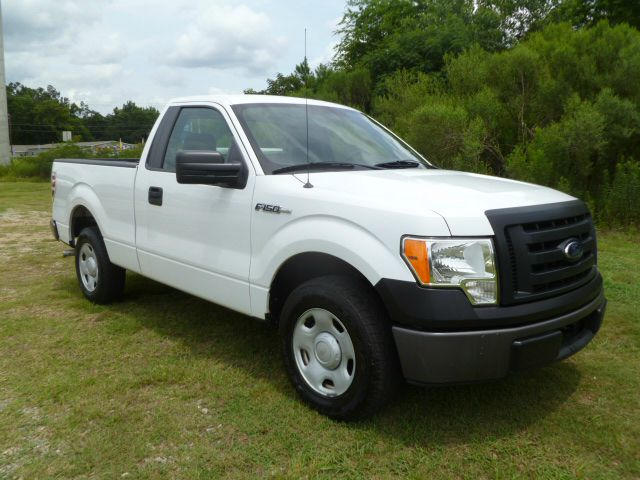 2009 FORD F-150 XL 2WD REG CAB SHORT BED white extra sweet short bed regular cab one owner flee