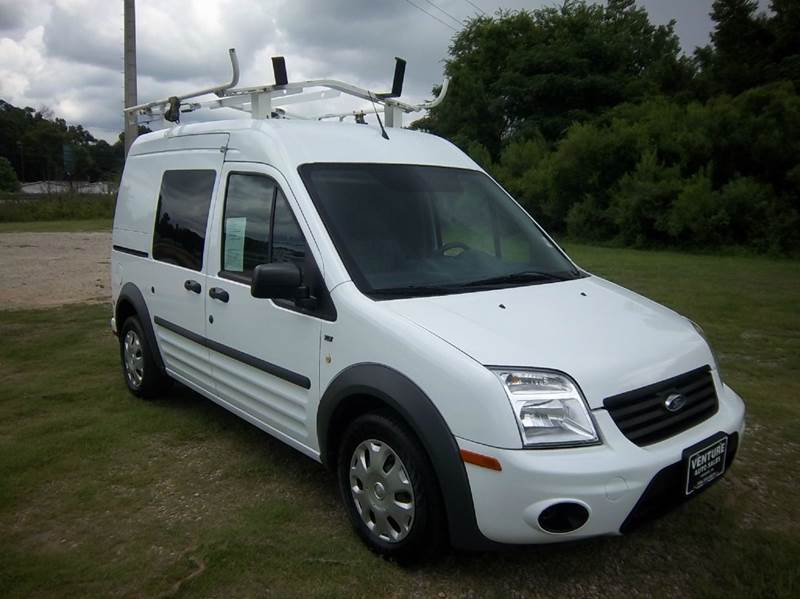 2013 FORD TRANSIT CONNECT CARGO XLT 5DR CARGO VAN white this is a mini cargo van loaded with som