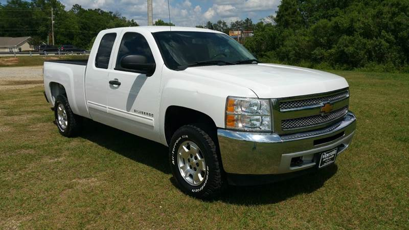 2013 CHEVROLET SILVERADO 1500 LT 4X4 4DR EXTENDED CAB 65 FT white exceptionally clean 4x4 exten