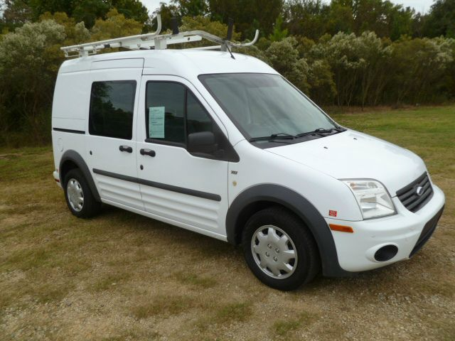 2010 FORD TRANSIT CONNECT XLT white this is the van you need if you like to save gas nice adrian