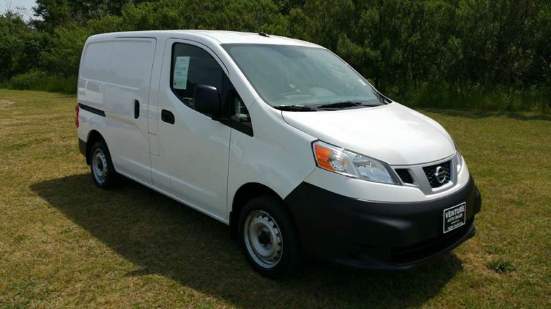 2013 NISSAN NV200 SV CARGO VAN 4DR CARGO VAN white super nice mini cargo van with really nice sli