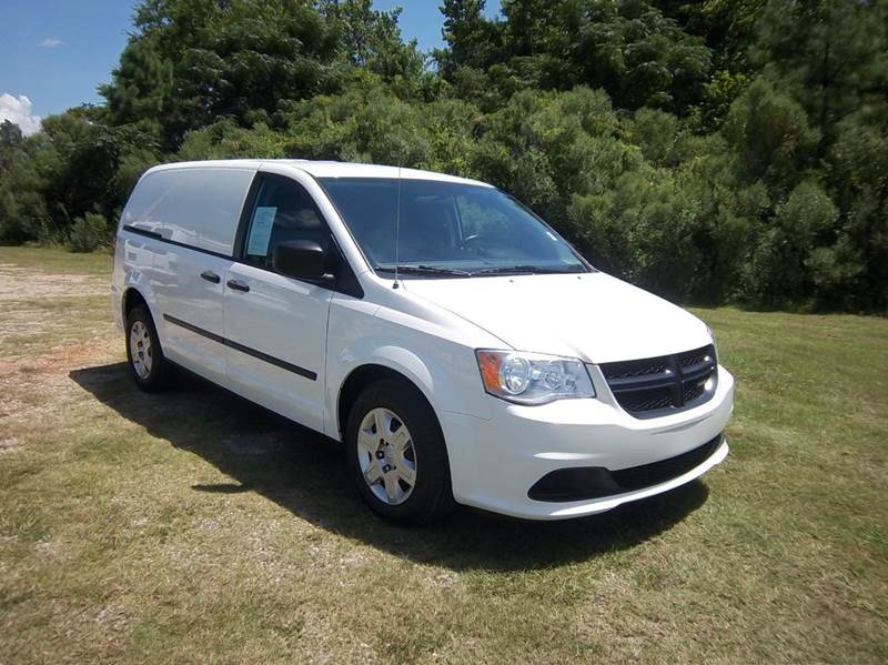 2013 RAM CV CARGO VAN 4DR TRADESMAN CARGO MINI VAN white this van is a great little service van