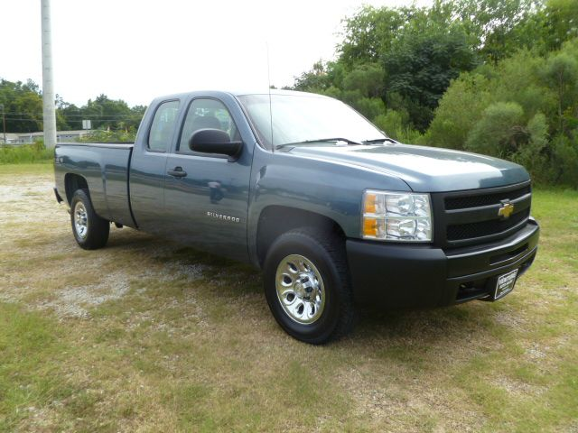 2010 CHEVROLET SILVERADO 1500 4X4 EXTENDED 4DR EXTENDED 4X4 teal blue 4dr extended cab long bed 4x