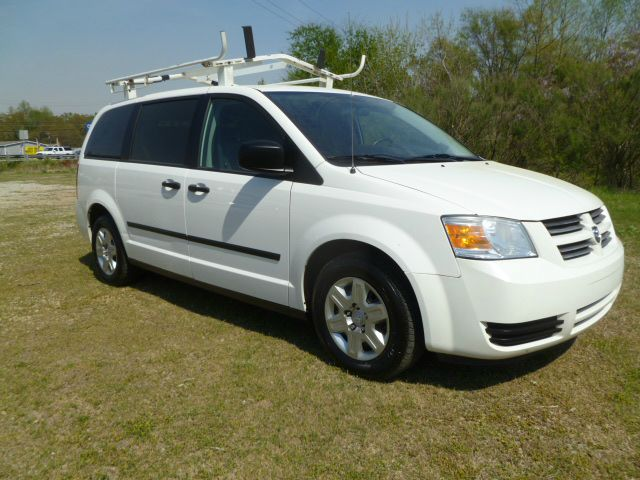2008 DODGE GRAND CARAVAN CARGO VAN white really nice adrian steel interior shelves that can hold a