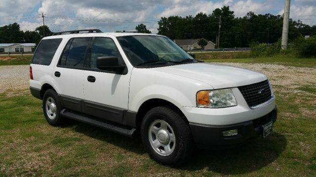 2005 FORD EXPEDITION XLT 4WD 4DR SUV white one owner fleet vehicle that has been very well mainta