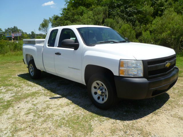2007 CHEVROLET SILVERADO 1500 4DR EXTENDED CAB 65 FT SB white 48 v8 onstar 4dr extended cab
