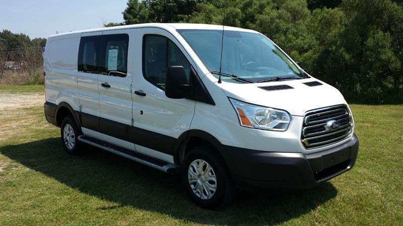 2015 FORD TRANSIT T250 CARGO VAN 3DR LOW ROOF white this is a great preowned van that has been ex
