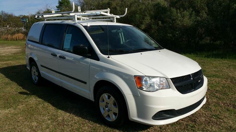 2012 RAM CV BASE 4DR CARGO MINI VAN white ram cargo van with lots of storage space bulkhead fo