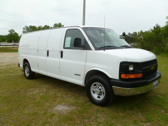 2006 Chevrolet Express Prisoner Transport Van