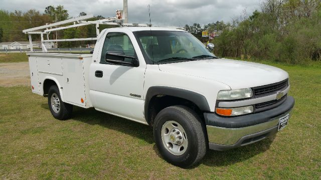 2002 Chevy 2500 Sevice Truck