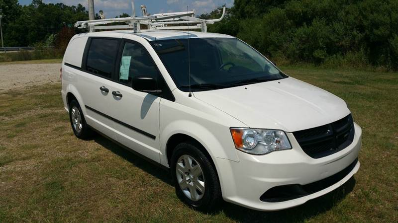 2012 RAM CV 4DR CARGO MINI VAN white looking for a small cargo van that is easy to manage  one