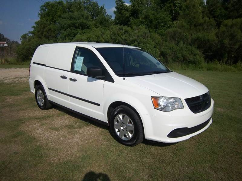 2013 RAM CV TRADESMAN 4DR CARGO MINI VAN white looking for a lightweight economical cargo van y