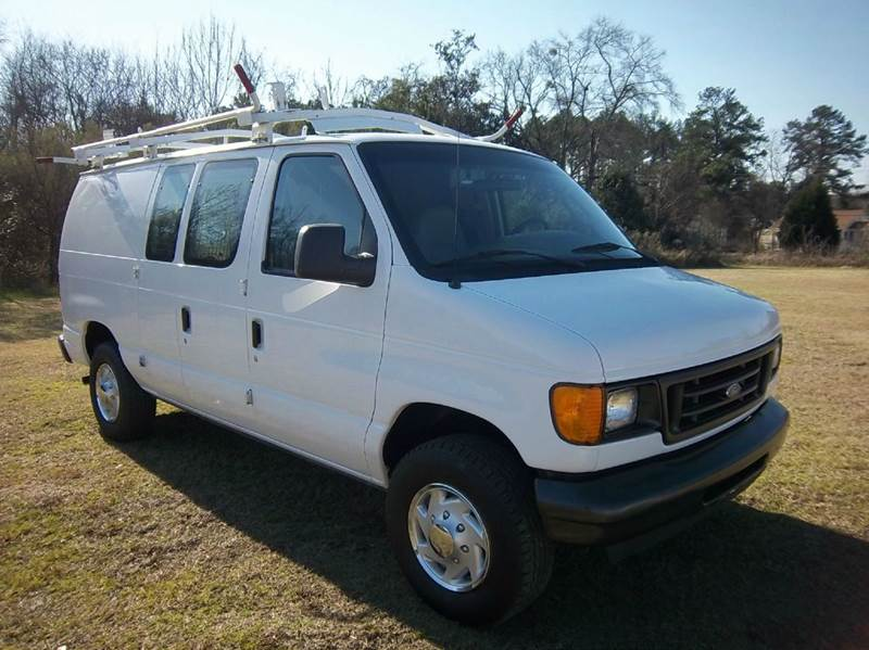 2006 FORD E250 CARGO 3DR ECONOLINE white this is an exceptionally clean van with nice interior sh