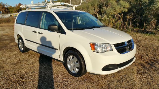 2011 DODGE GRAND CARAVAN C  V 4DR MINI CARGO VAN white nice interior shelves drawers  cabinets