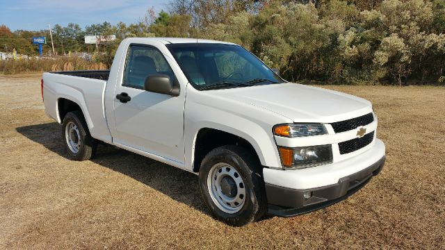 2009 CHEVROLET COLORADO LT 4X2 PICKUP REGULAR CAB 2DR white great truck for all those run here