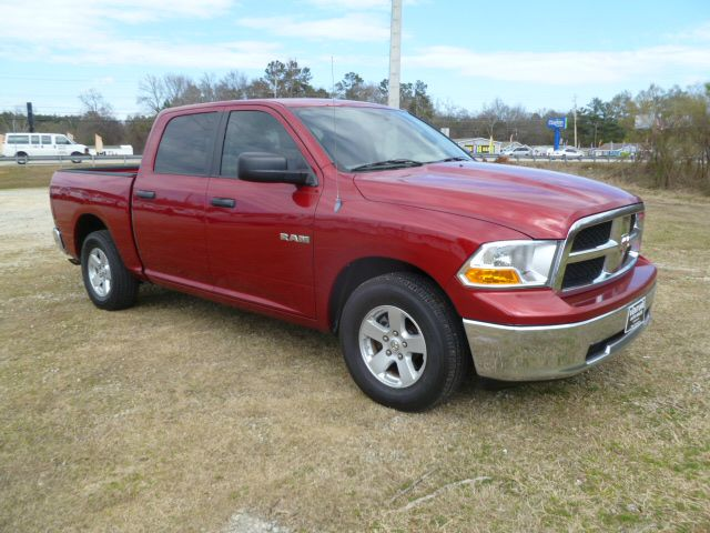 2009 DODGE RAM PICKUP 1500 CREW CAB SLT CREW CAB 2WD burgundy this crew cab truck has got the look