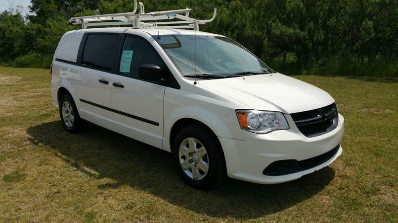 2012 RAM CV BASE 4DR CARGO MINI VAN white do you need a cargo van that is good on gas  can do l
