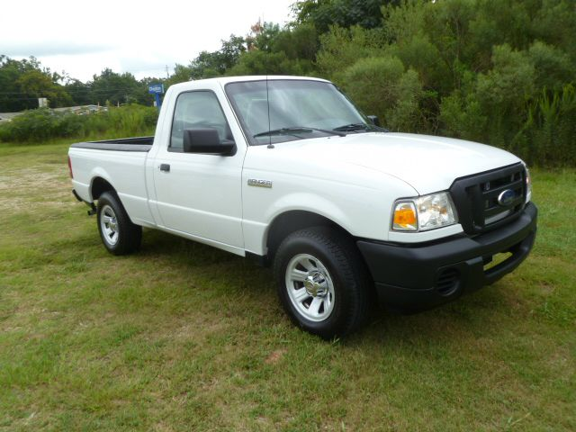 2010 FORD RANGER XL 4X2 2DR REGULAR CAB white if you need a great little run around truck that wil