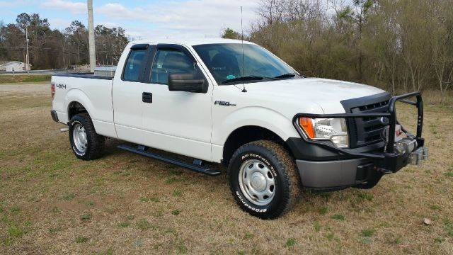 2010 FORD F-150 XL 4X4 4DR SUPERCAB STYLESIDE 6 white do you like to go off road then this is y