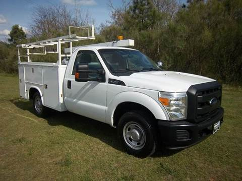 2012 Ford F-350 XL Service Truck for sale in Augusta, GA