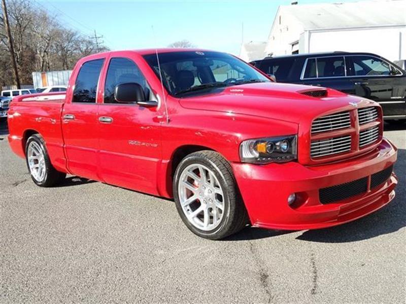 Dodge Ram Pickup 1500 Srt 10 For Sale In New Jersey Carsforsale Com
