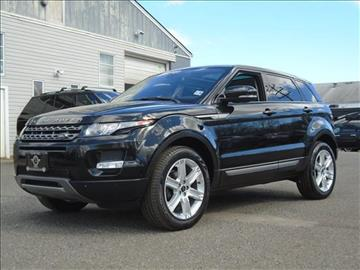 2013 Land Rover Range Rover Evoque for sale in Lakewood, NJ