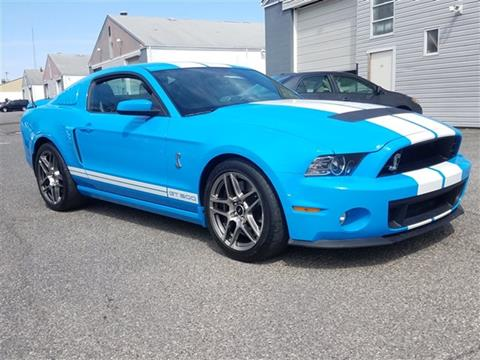 2013 Ford Shelby GT500 For Sale - Carsforsale.com