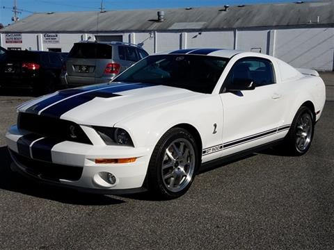Used Ford Shelby GT500 For Sale in New Jersey - Carsforsale.com® 000375d01