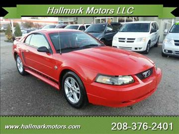 2004 Ford Mustang for sale in Boise, ID