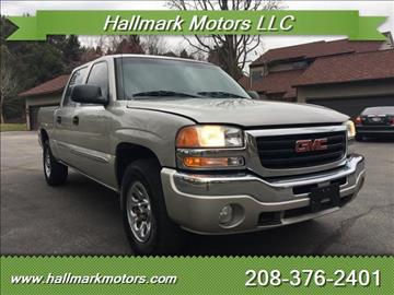 2006 GMC Sierra 1500 for sale in Boise, ID