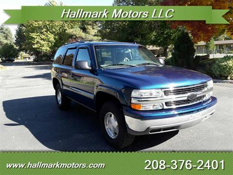 2006 Chevrolet Tahoe for sale in Boise, ID
