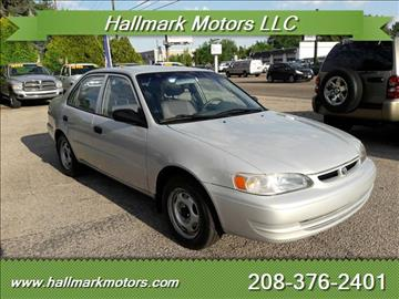 2000 Toyota Corolla for sale in Boise, ID