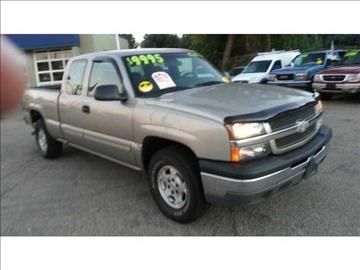 2003 Chevrolet Silverado 1500 for sale in Boise, ID