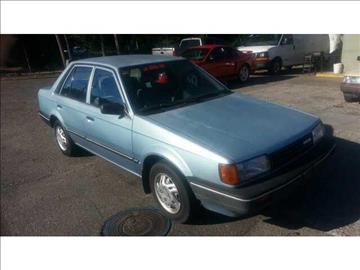 1987 Mazda 323 for sale in Boise, ID
