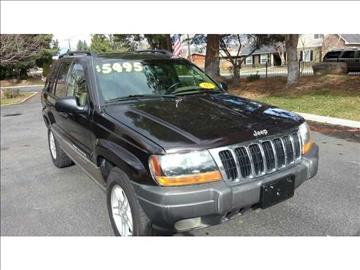 2003 Jeep Grand Cherokee for sale in Boise, ID