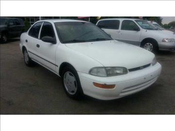 1997 GEO Prizm for sale in Boise, ID
