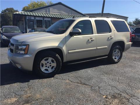 2007 Chevrolet Tahoe for sale in Greenville, SC