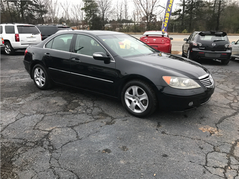 2005 Acura RL for sale in Greenville, SC