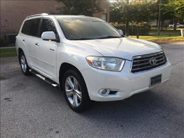 2008 Toyota Highlander for sale in Cypress, TX