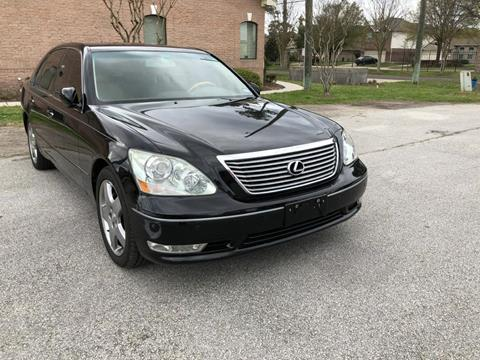 Charming 2006 Lexus LS 430 For Sale In Houston, TX