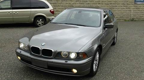 2003 BMW 5 Series for sale in Waltham, MA