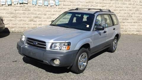 2005 Subaru Forester for sale in Waltham, MA