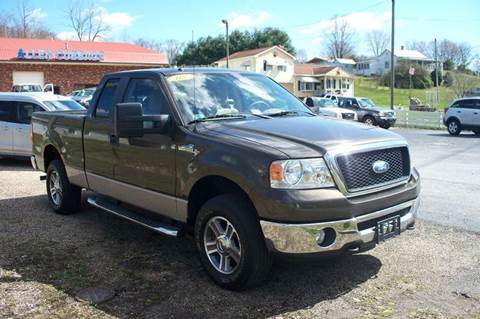 2008 Ford F-150 for sale in Stanley, VA