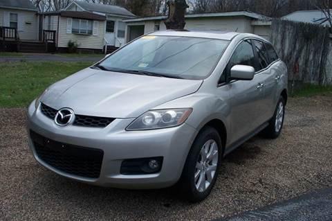 2007 Mazda CX-7 for sale in Stanley, VA