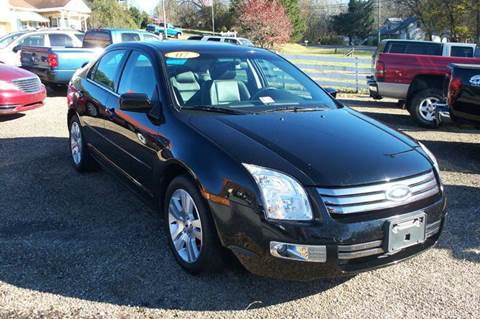 2007 Ford Fusion for sale in Stanley, VA
