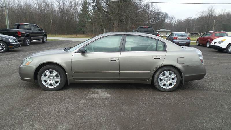 2005 nissan altima for sale in ohio for Eagle motors hamilton ohio