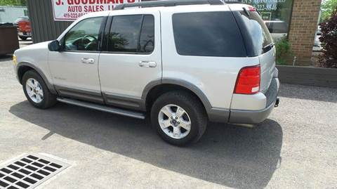 2005 Ford Explorer for sale in Lima, OH