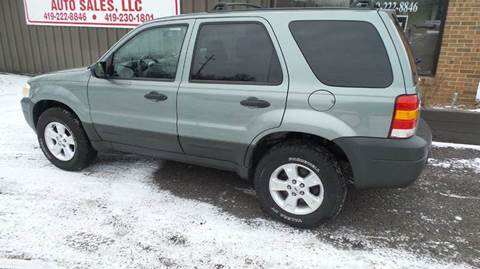 2005 Ford Escape for sale in Lima, OH